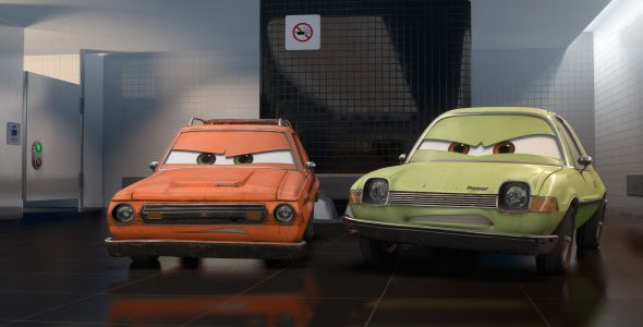 Cars 2 (3D)