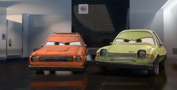 Cars 2 (3D)