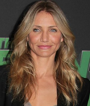 "Cameron Diaz in Berlin zur Premiere von ""The Green Hornet (3D)"""
