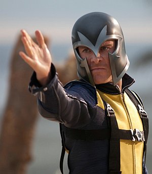 "Michael Fassbender in ""X-Men: First Class"""