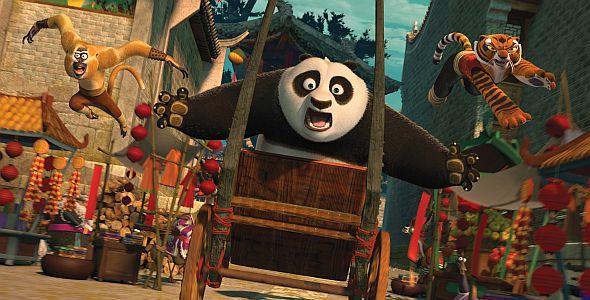 Kung Fu Panda 2 (3D)