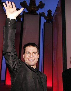 Tom Cruise bei Collateral-Vorstellung in Venedig
