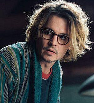 Johnny Depp in: Das geheime Fenster