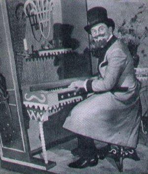 Fritz Schulz-Reichel als schräger Otto