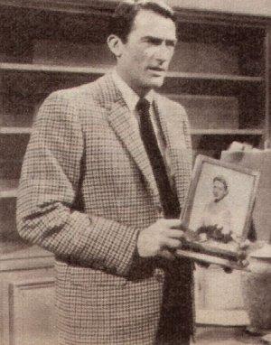 "Gregory Peck spielt Francis Scott Fitzgerald in ""Die Krone des Lebens"""