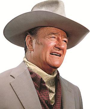 """John Wayne in """"Big Jake"""""""