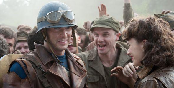 Captain America - The First Avenger 3D