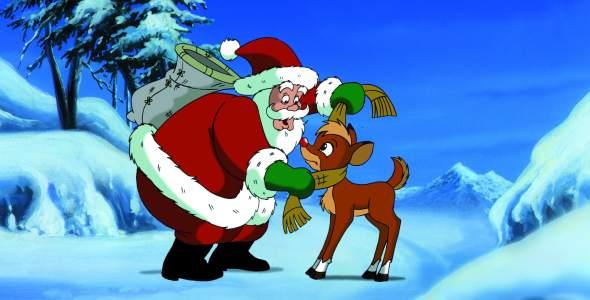 Rudolph mit der roten Nase - Der Film mit Back-Ausstechform