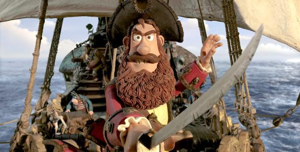 Die Piraten - Ein Haufen merkwürdiger Typen (2D)