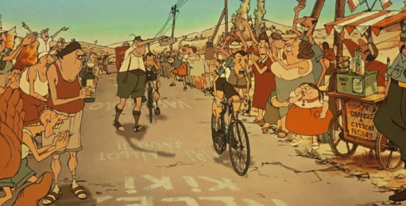 Das große Rennen von Belleville (Home Edition)
