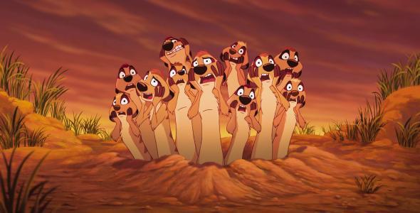 Der König der Löwen 3: Hakuna Matata (Doppel-DVD)