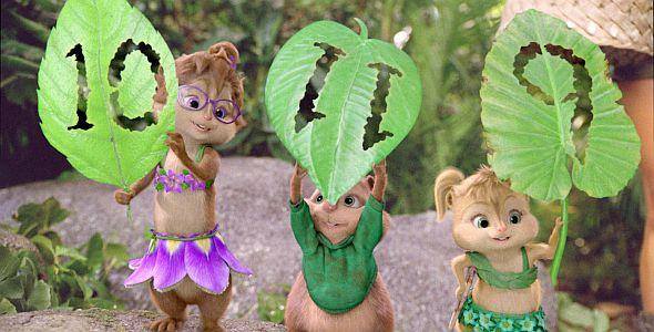 Alvin und die Chipmunks 3: Chipbruch (2D)
