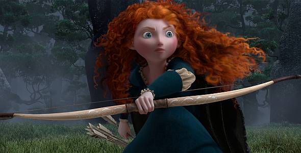 Merida - Legende der Highlands (2D)