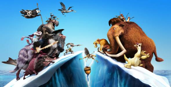 Ice Age 4 - voll verschoben (3D)