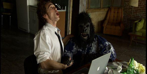 The Ape - Auf diesem Planeten laust Dich der Affe...