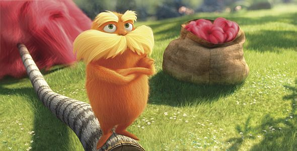 Der Lorax 2D