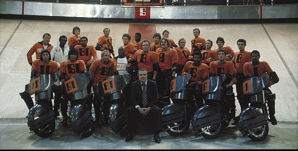 Rollerball (Action Cult Uncut)