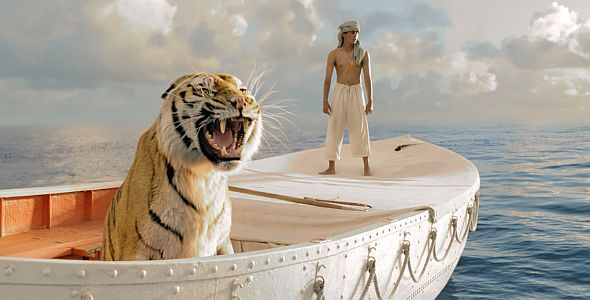 Life of Pi: Schiffbruch mit Tiger 3D