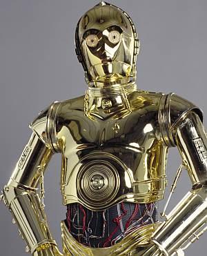 C-3PO: Robotter mit Manieren
