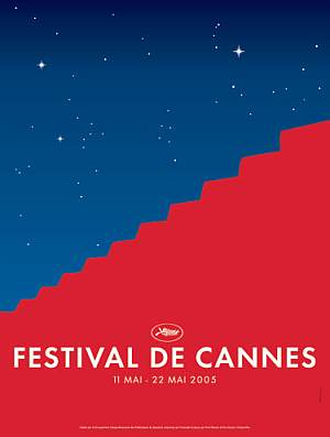 Logo Filmfest Cannes, 2005