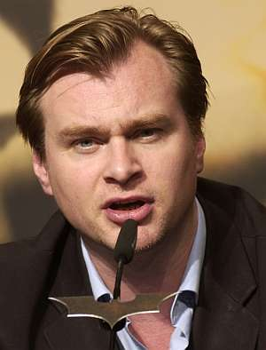 "Christopher Nolan (Premiere ""Batman Begins"")"
