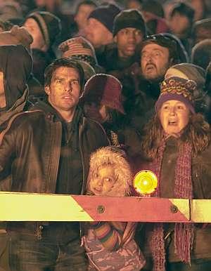 Tom Cruise in Angst und Schrecken