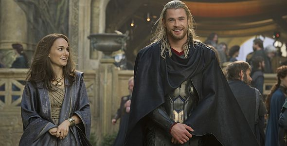 Thor - The Dark Kingdom 3D