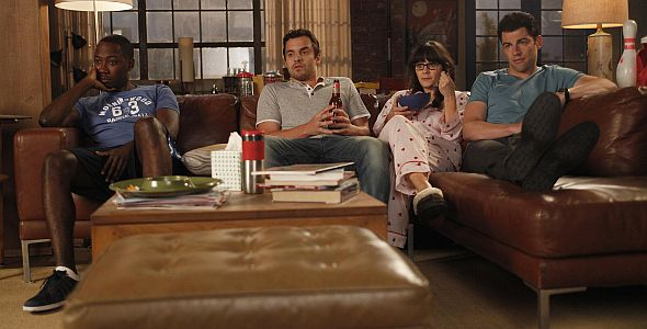 New Girl - Die komplette Season 5