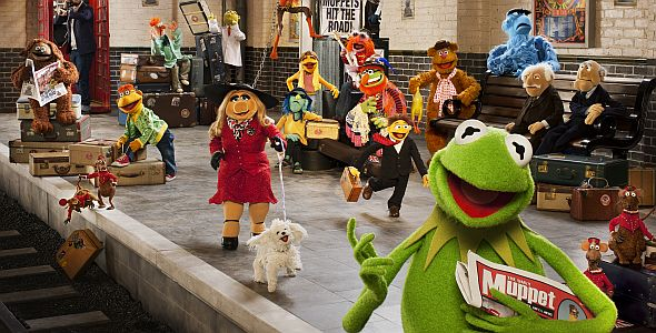 Muppets most wanted 2D