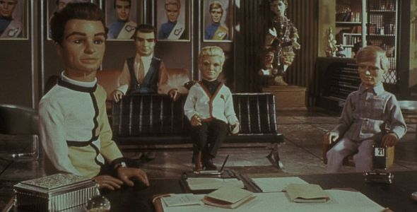 Thunderbirds Staffel 1 (Folge 14-16)