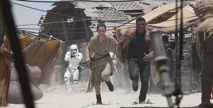 Star Wars: Das Erwachen der Macht 3D