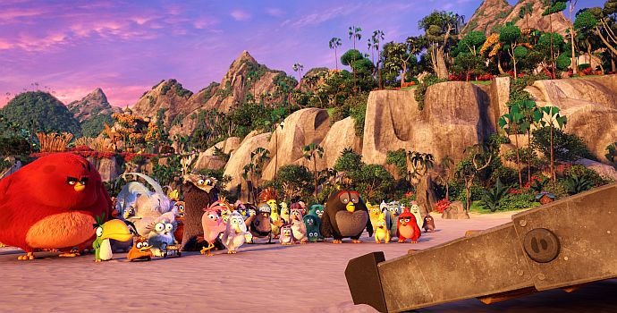 Angry Birds - Der Film 3D