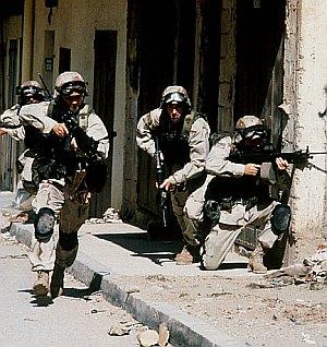 Szene aus: Black Hawk Down