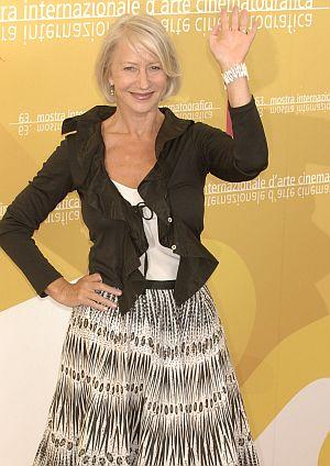 Helen Mirren ist die Königin - auch in Venedig