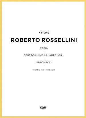 Roberto Rossellini - 4 Filme