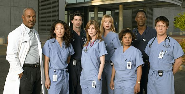 Grey's Anatomy - die komplette 7. Staffel