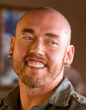 """Kevin Durand in """"Born to be wild"""""""