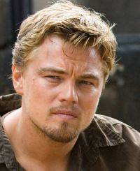 "Leonardo DiCaprio in ""Blood Diamond"""