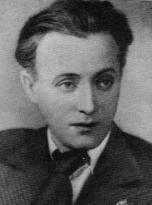 Regisseur Friedrich Ermler in Neue Filmwoche, 1947.