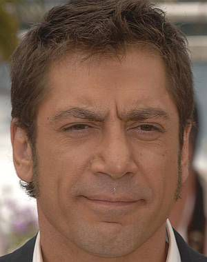 Javier Bardem in Cannes 2007