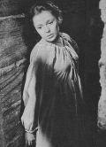 "Ulla Jacobsson in ""Verlorene Liebe""."