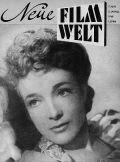 Das Cover der neuen Filmwelt im Jahr 1948.