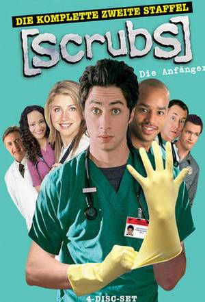 scrubs staffel 2