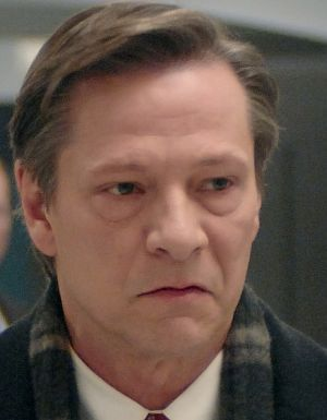 "Chris Cooper (in ""Enttarnt"")"
