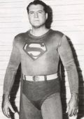George Reeves als Superman