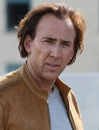 Nicolas Cage in 