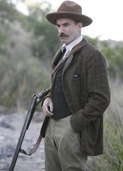 "Daniel Day-Lewis in ""There Will Be Blood"""