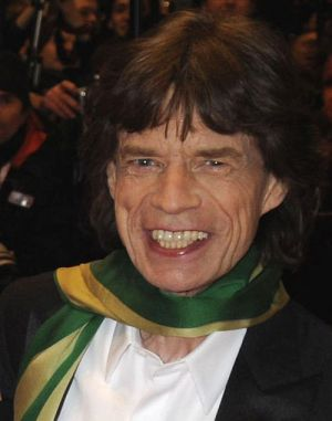 Mick Jagger (Berlinale 2008)