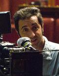 """Paolo Sorrentino bei den Dreharbeiten zu """"Il Divo"""""""