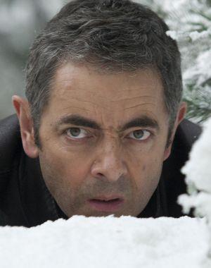 "Rowan Atkinson in ""Johnny English - Jetzt erst recht!"""